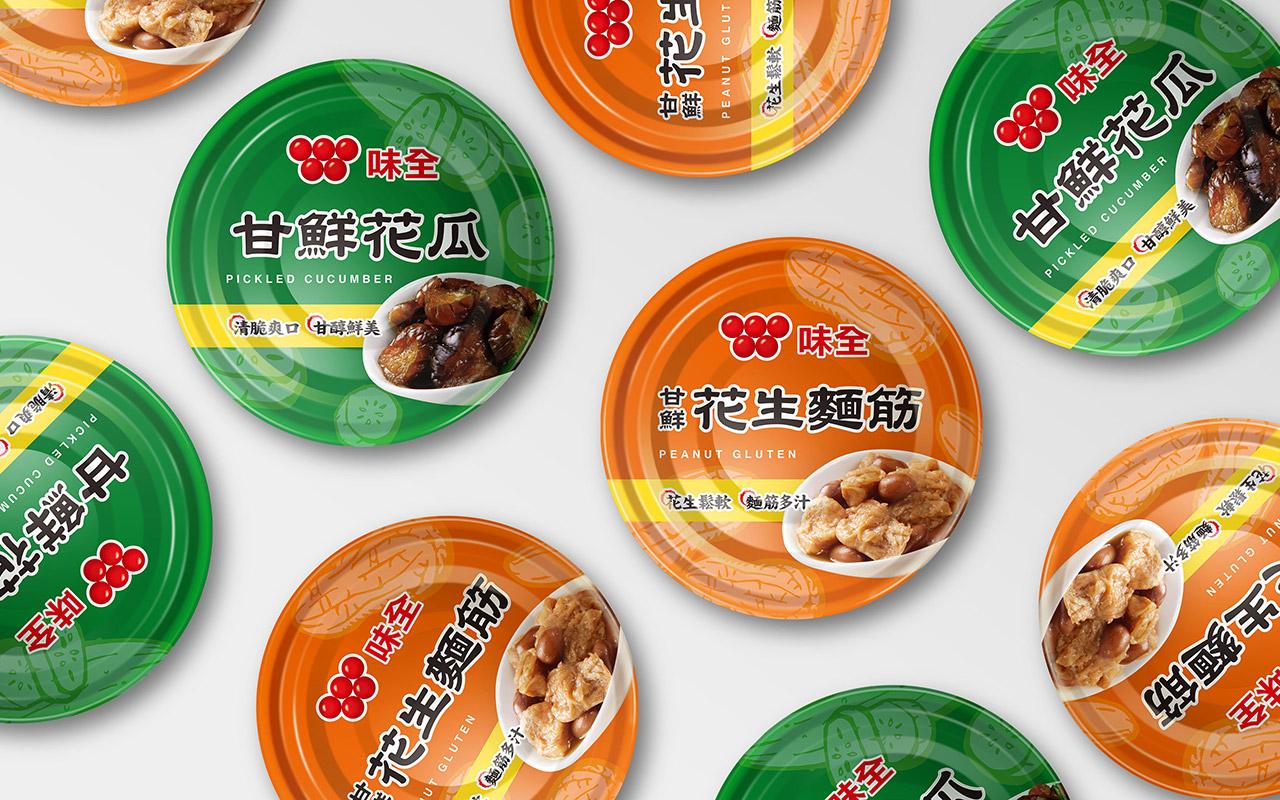 味全-甘鮮罐頭